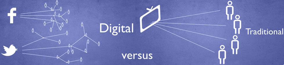 Digital vs Digital Marketing